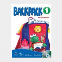 BackPack 1 Student`s Book with Audio CD